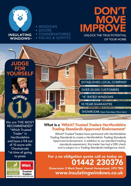 Insulating Windows Insight - Autumn 17