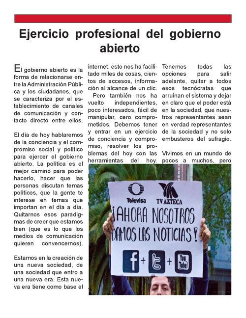 revista  gobierno abierto