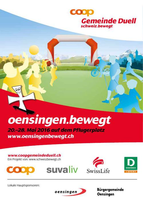 oensingen.bewegt - Bulletin 2016