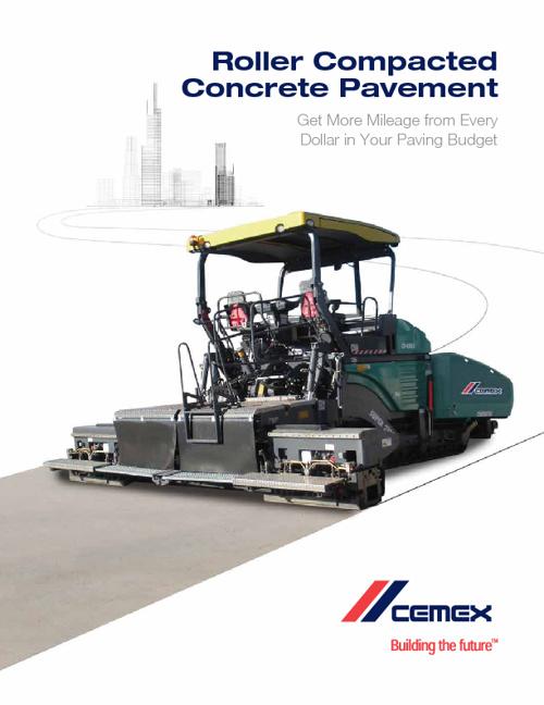 Cemex RCC Brochure