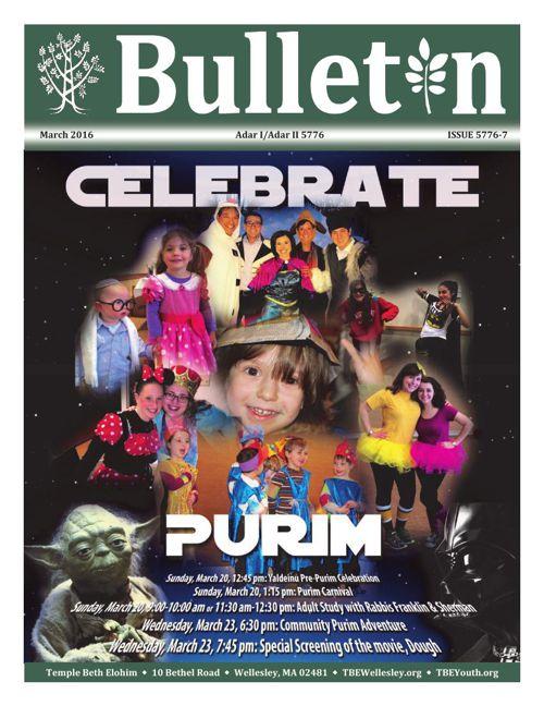 March Bulletin 2016