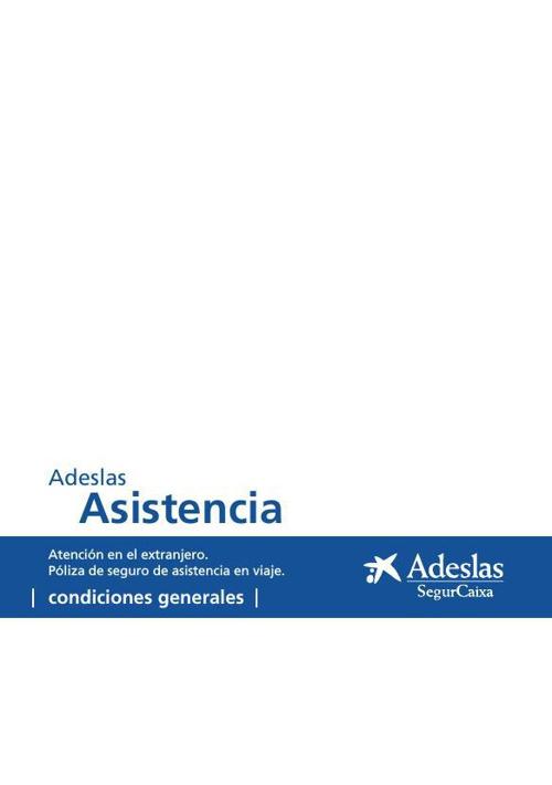 Asistencia en el extranjero 2014