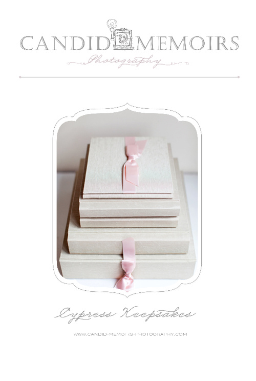 Cypress Fine Handmade Albums & Boxes