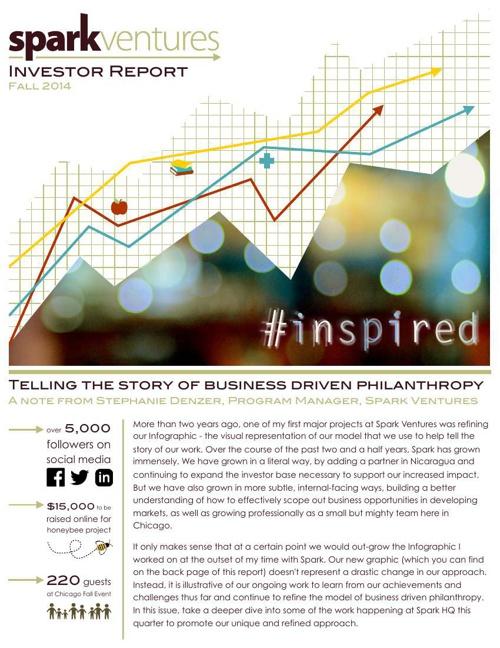 Investor Report - Fall 2014