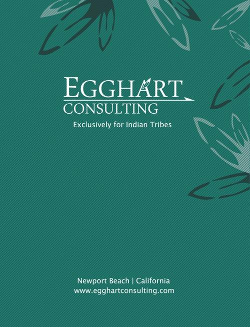 Egghart Consulting Brochure