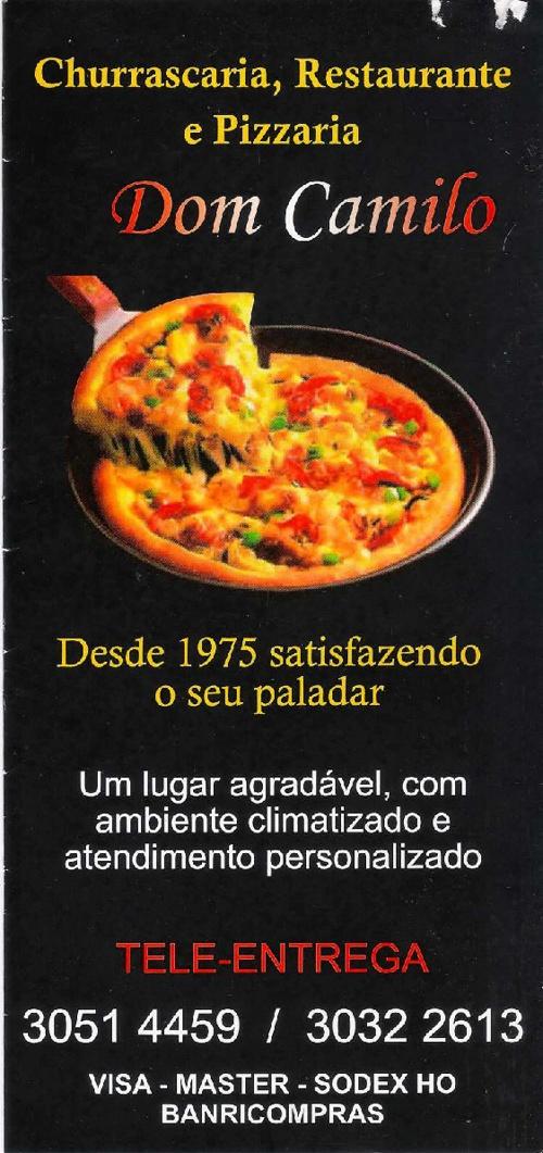 Churrascaria Dom Camilo