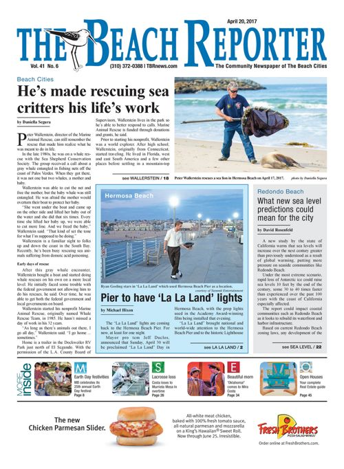 The Beach Reporter | April 20, 2017