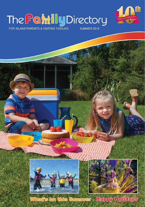 The Family Directory Summer 2015