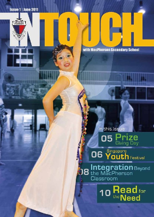 Newsletter Issue 1 - Jun 2011