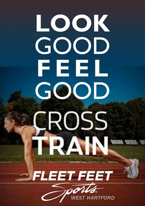 Look Good Feel Good Cross Train