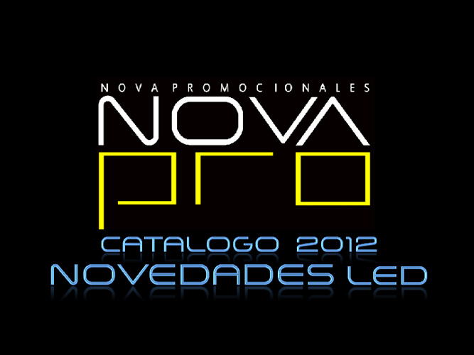 CATALOGO LED