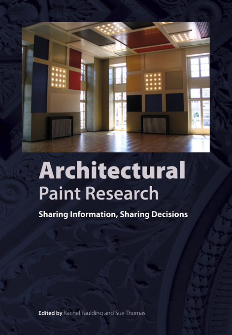 Architectural Paint Research: Sharing Information, Sharing Decis