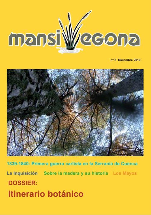 Revista Mansiegona número 5