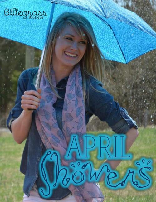 April Showers Lookbook