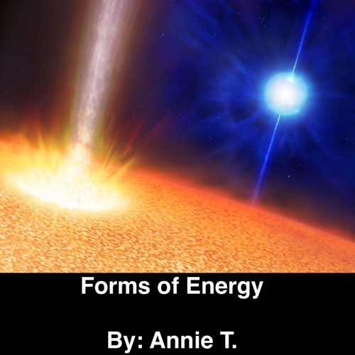 Boles Forms of Energy