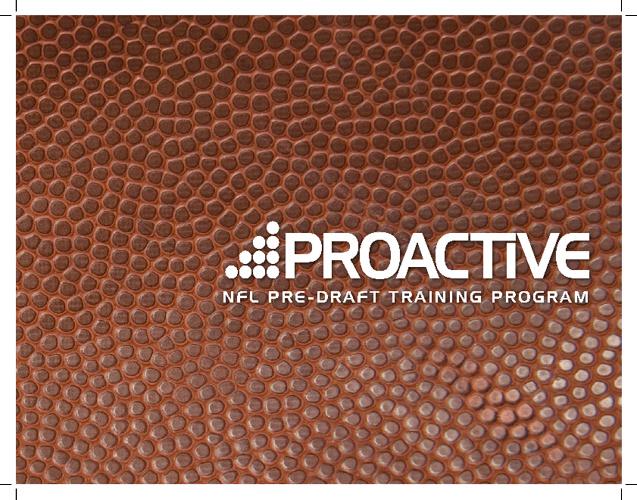 Proactive Sports Combine