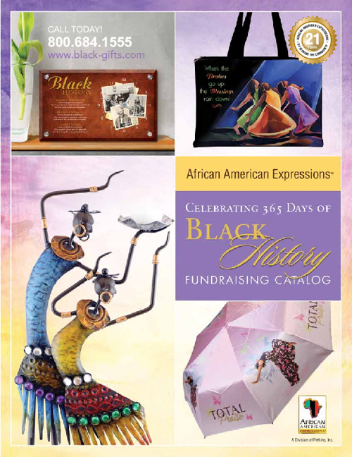African American Expressions Spring Catalog 2012