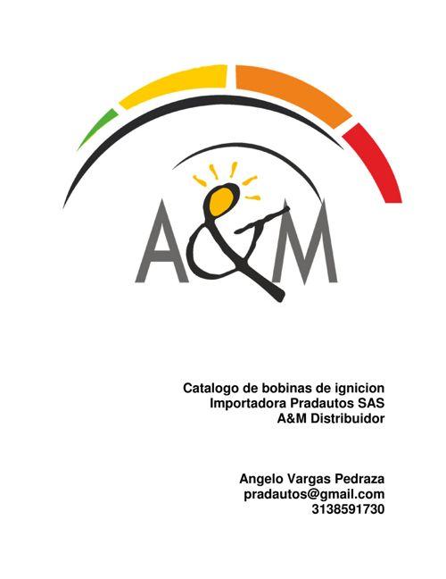 Catalogo de bobinas A&M