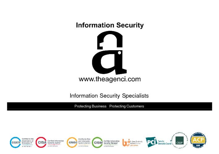 agenci brochure