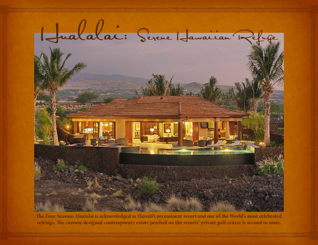 Hualalai Premier Estate