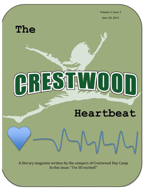 The Crestwood Heartbeat Issue 1 2015