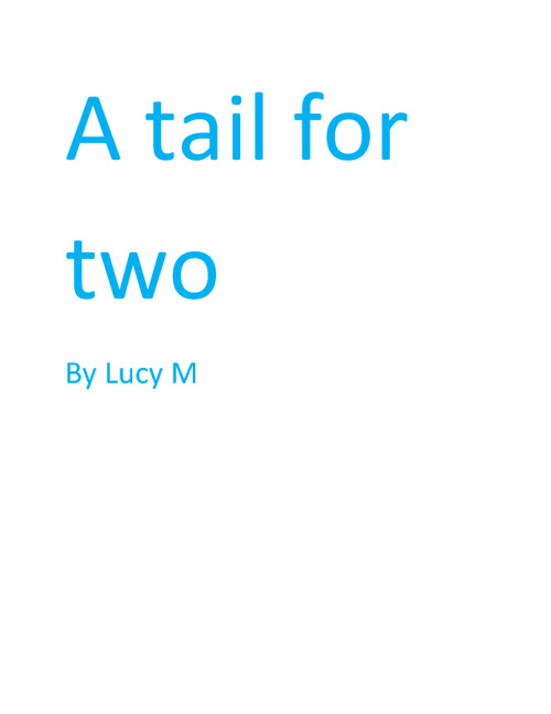 A tail for two ~ My Secret Mermaid Tail