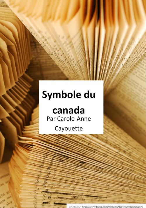 Symbole du canada