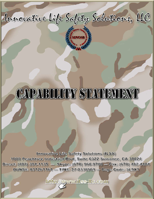 Capability Statement 11-25-12