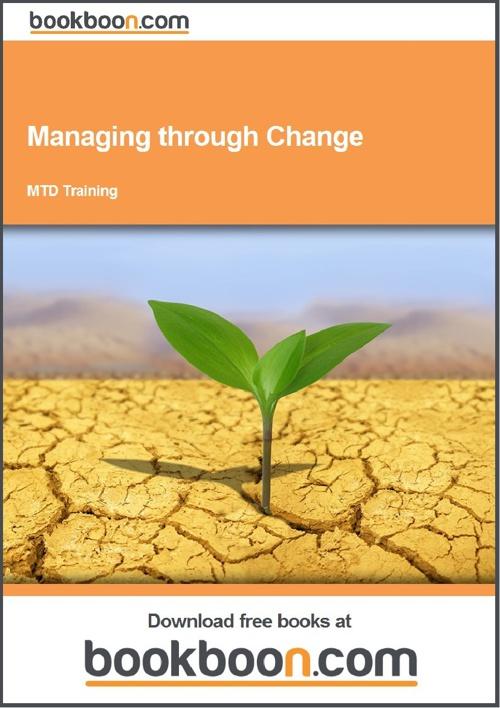Managing through Change