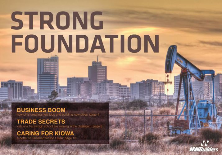 Strong Foundation Issue 3