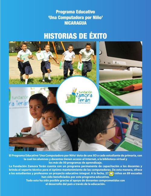 Historias de Exito Fundación Zamora Terán