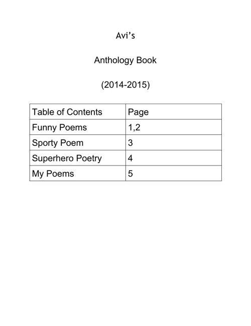Copy of AvisPoetryAnthology