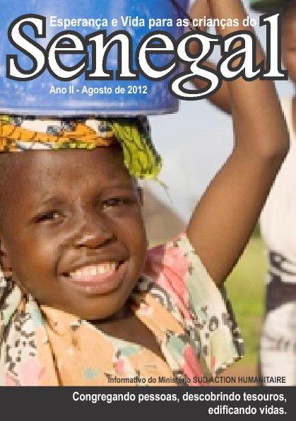 Informativo Agosto - SUD ACTION HUMANITAIRE, Kolda, Senegal