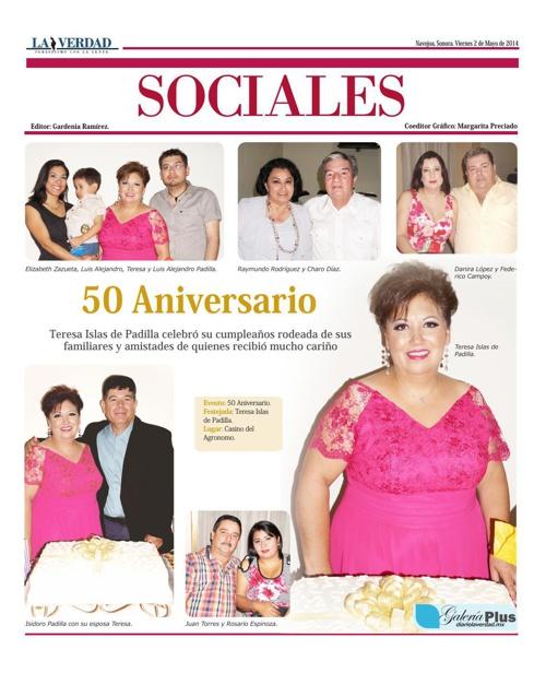 SOCIALES 2 MAYO 2014