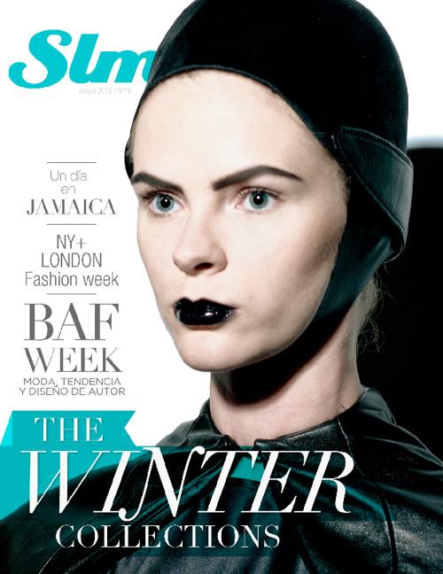 Revista Сеги La Moda - Marzo 2012 - Зимние коллекции