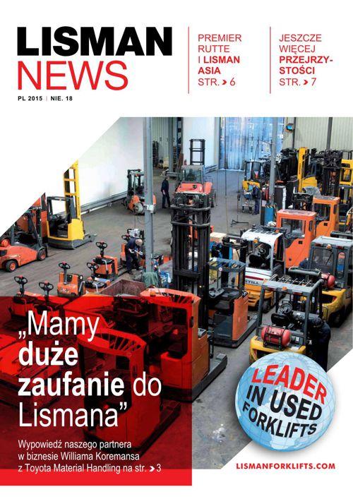 Lisman News 18 PL
