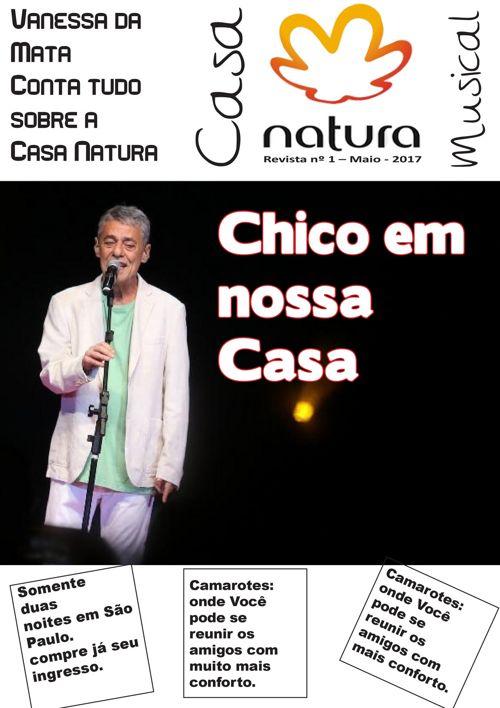 REVISTA NATURA MUSICAL - N 01