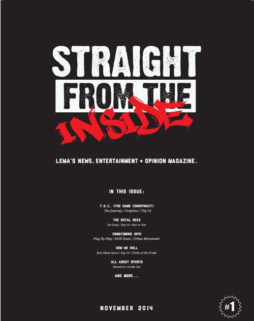 Copy of STRAIGHT FROM THE INSIDE