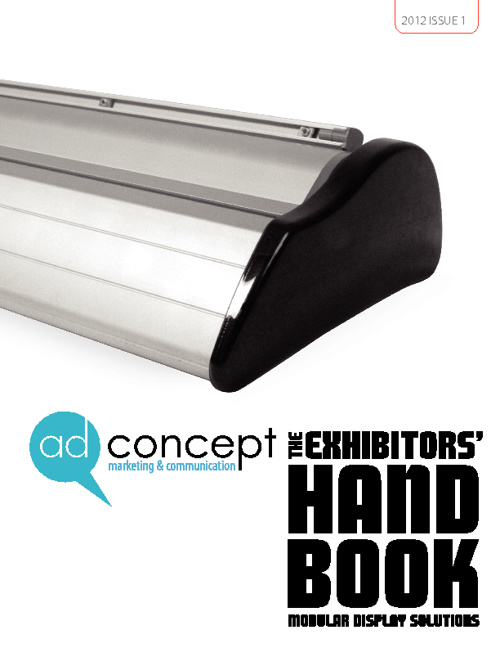 HandBook Exhibitor by ADCONCEPT