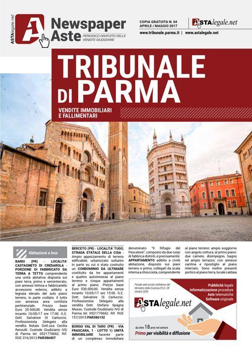 Parma aprile maggio 2017