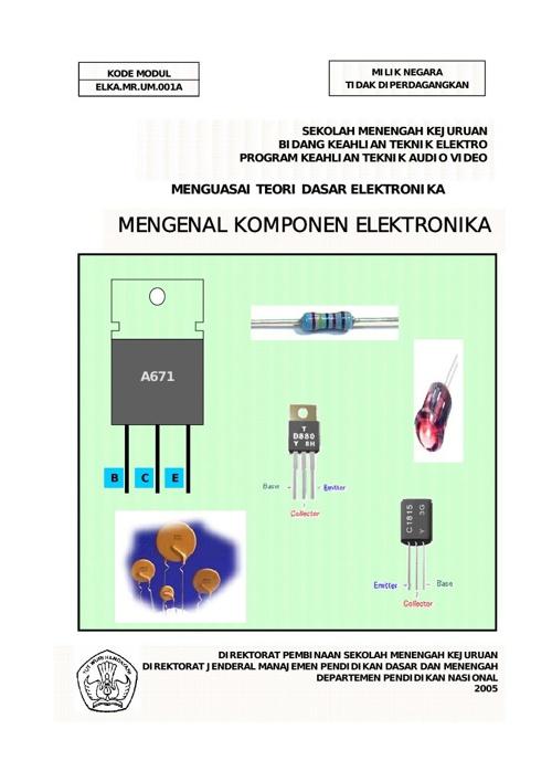 Copy of Mengenal Komponen Elektronika
