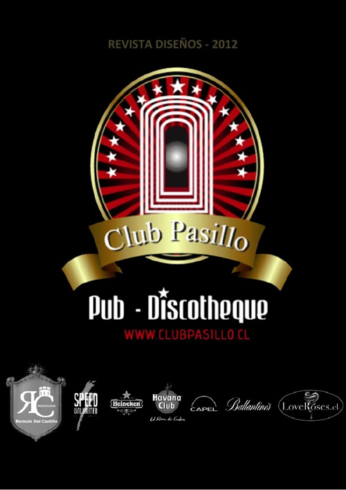 .:: Revista Diseños 2012 ::. Club Pasillo Bellavista
