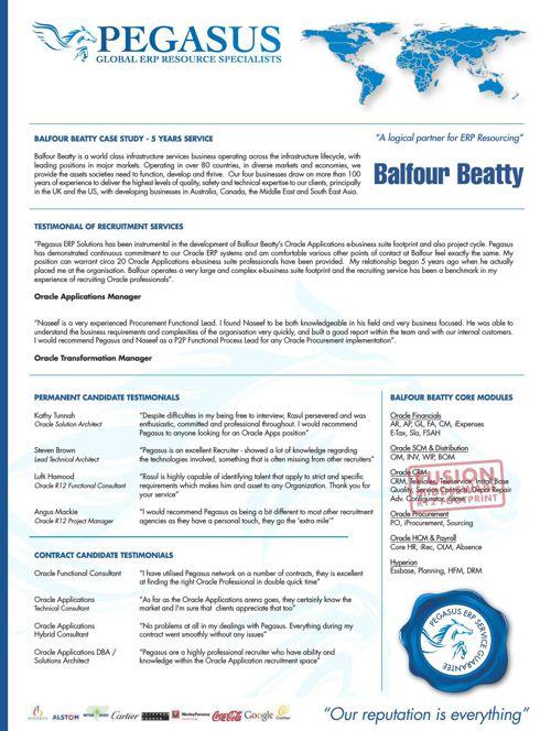 Pegasus - 5+ Year Case Study Balfour Beatty