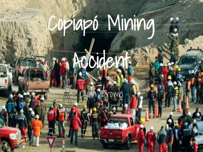 Copiapó Mining Accident