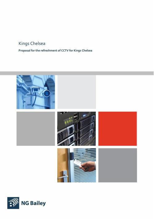 Kings Chelsea CCTV Proposal V2.0 - 22-11-2013