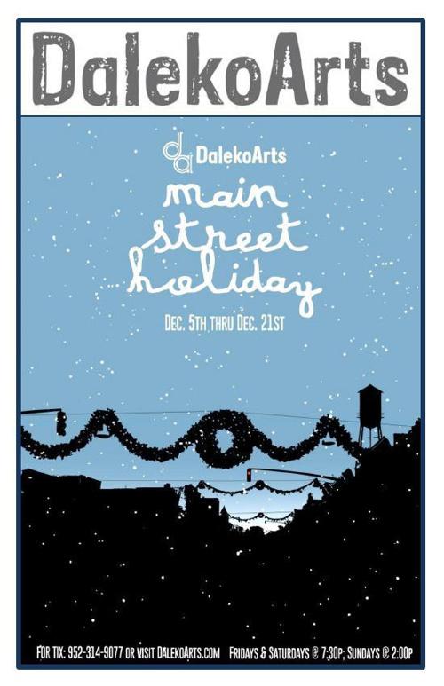 Main Street Holiday program