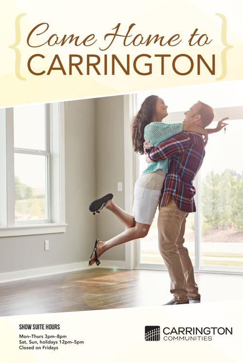 Carrington August 2016 Condo Guide