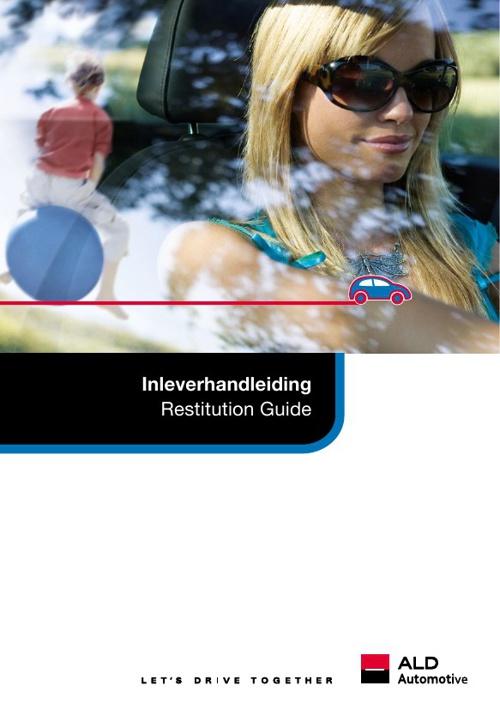 ALD Inleverhandleidingen / Restitution Guides