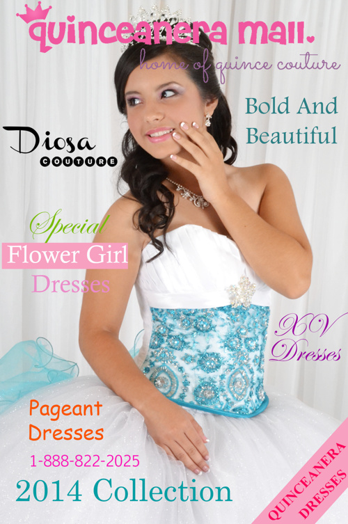 Quinceanera Mall Dresses Catalog