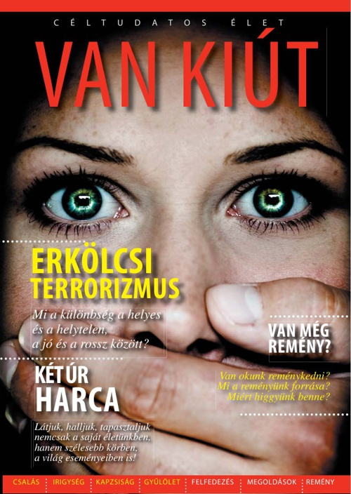 VAN KIÚT Magazin